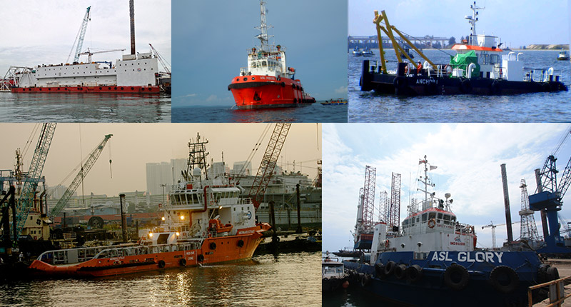 Our Business | ASL Marine Holdings Ltd